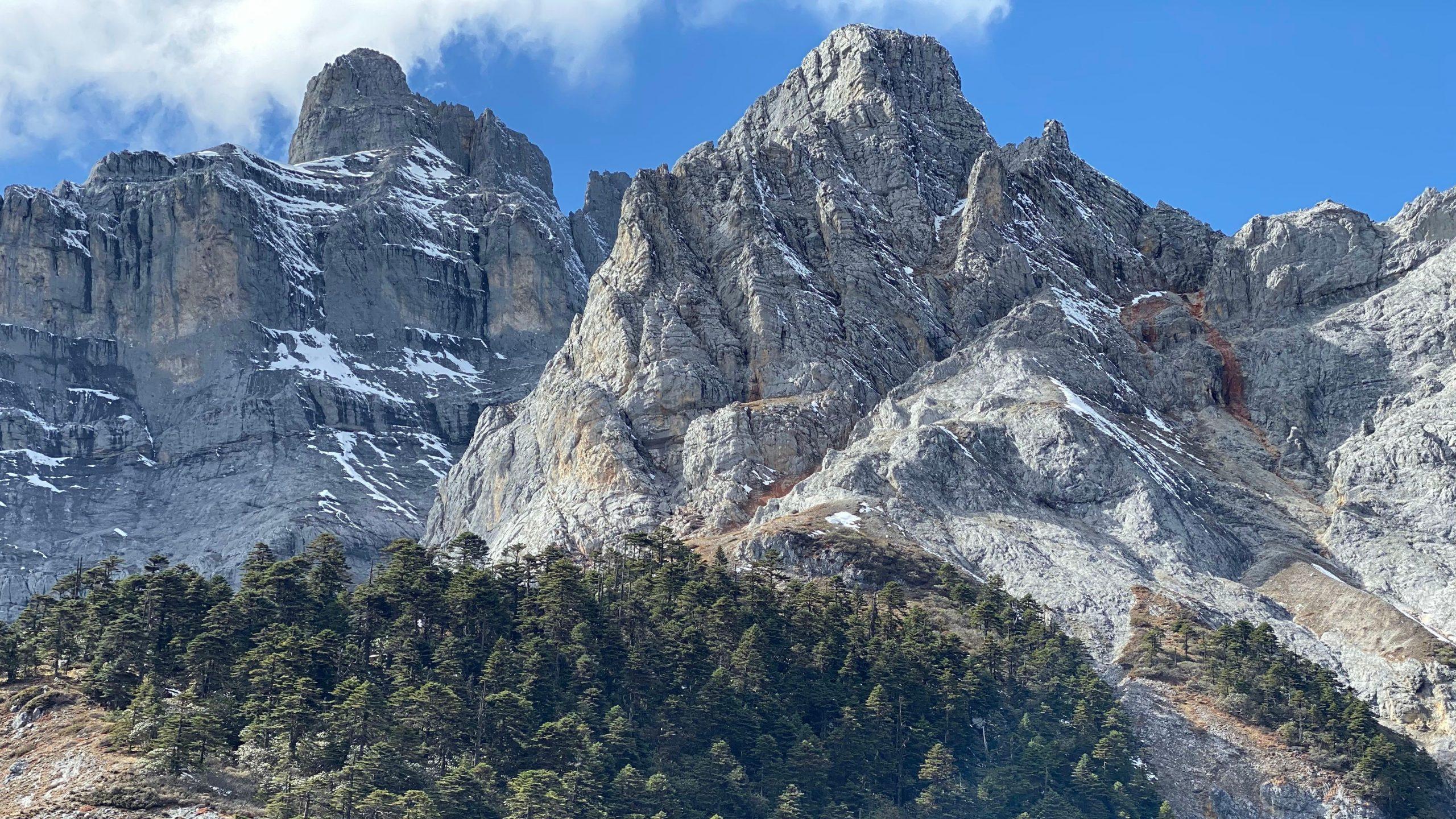Balagezong Shangri-La Grand Canyon N P 3- Yunnan