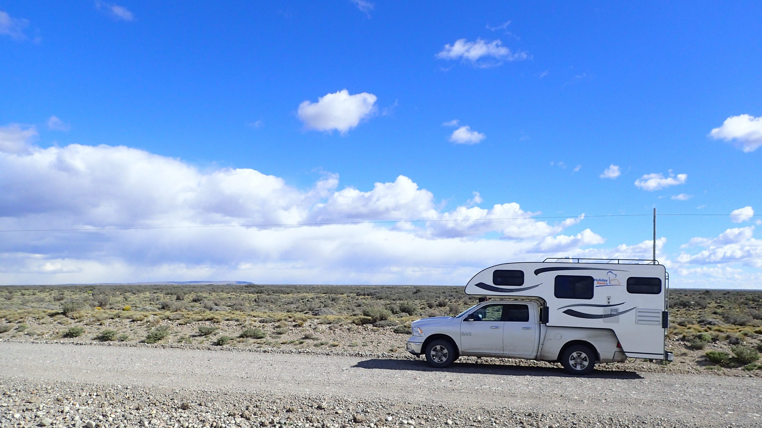 Patagonian steppe Argentina