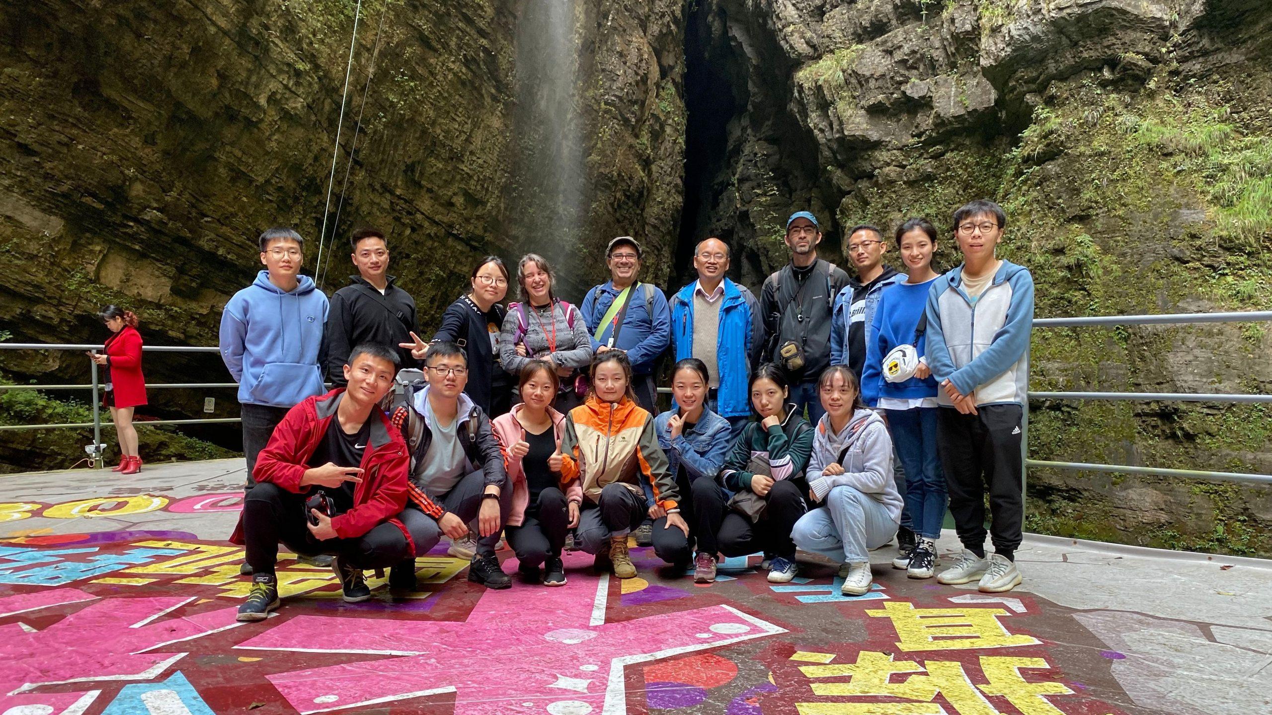 Monkey-ear Sinkhole 2 - Guizhou